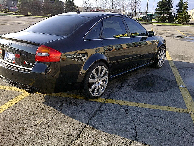For Sale 2004 Audi Rs6