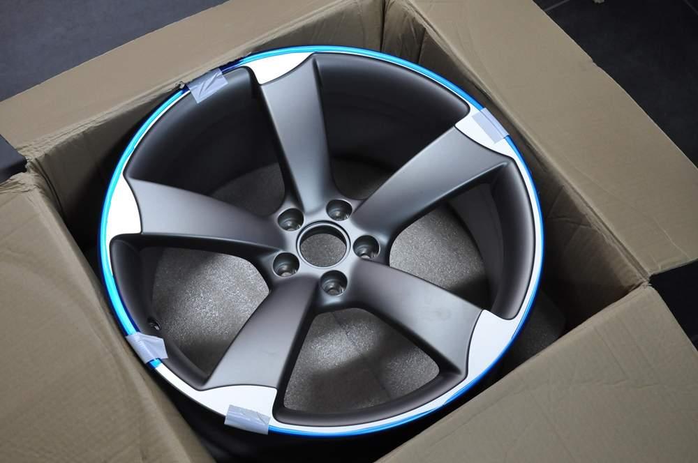 fs original audi rs5 wheels 9jx20 et26 titan pics audi a5 forum audi s5 forum. Black Bedroom Furniture Sets. Home Design Ideas