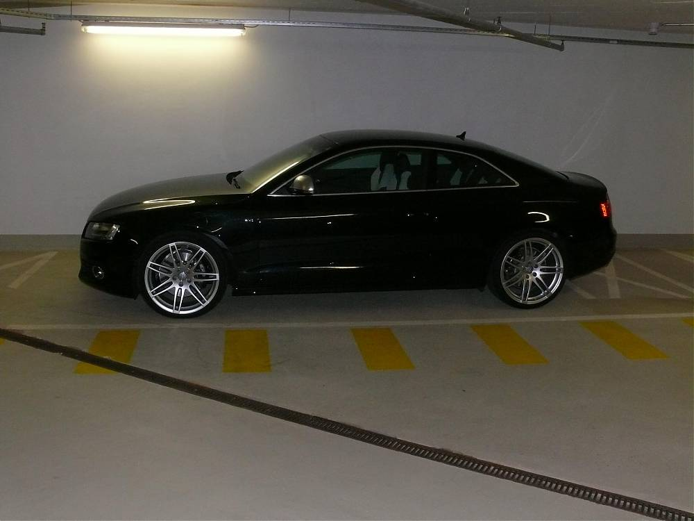 Audi S5 Rs4 Wheels Hot