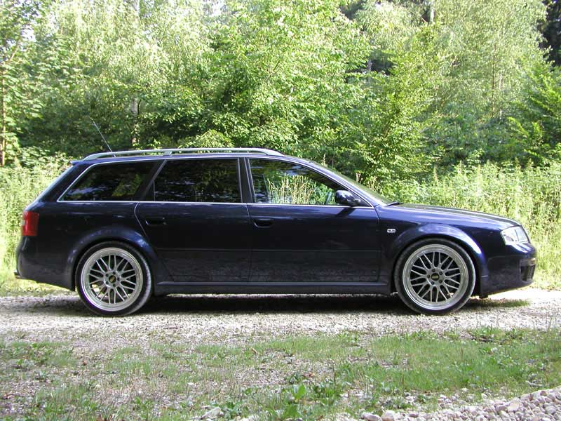 Audi A6 C6 Bbs Sx R19: Pic Request: C5/C6 S6 / A6 With BBS LMS Real Or Reps