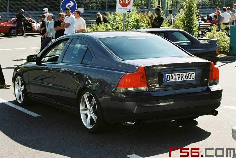 Pics Volvo S60r On Nordschleife